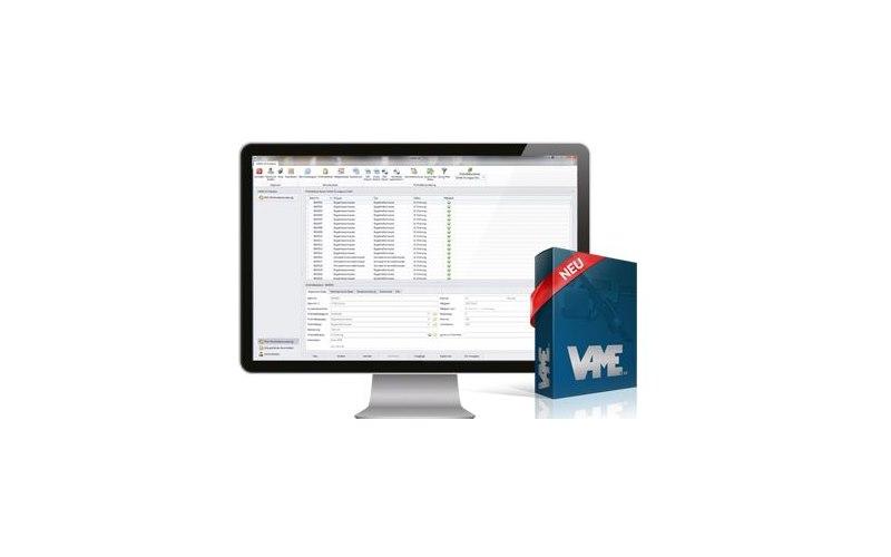 VAME 3.0 Prüfmittelverwaltung